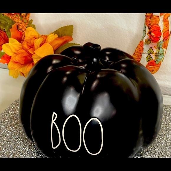 Rae Dunn, Ceramic Fall Inspired Pumpkin